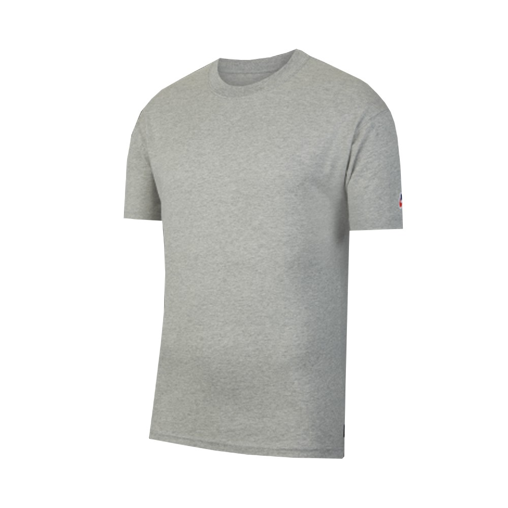 NIKE SB 男款 灰 短袖上衣 刺繡LOGO 運動 休閒 短T 素T CW6946063 Sneakers542
