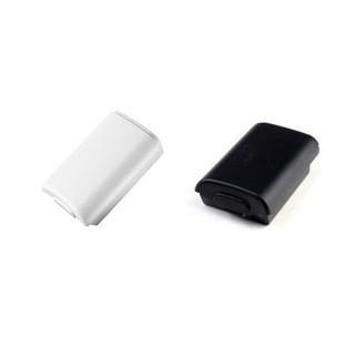 XBOX 360 無線 手把 把手 電池蓋 電池盒 後殼 黑色/ 白色 (全新裸裝商品)【台中大眾電玩】