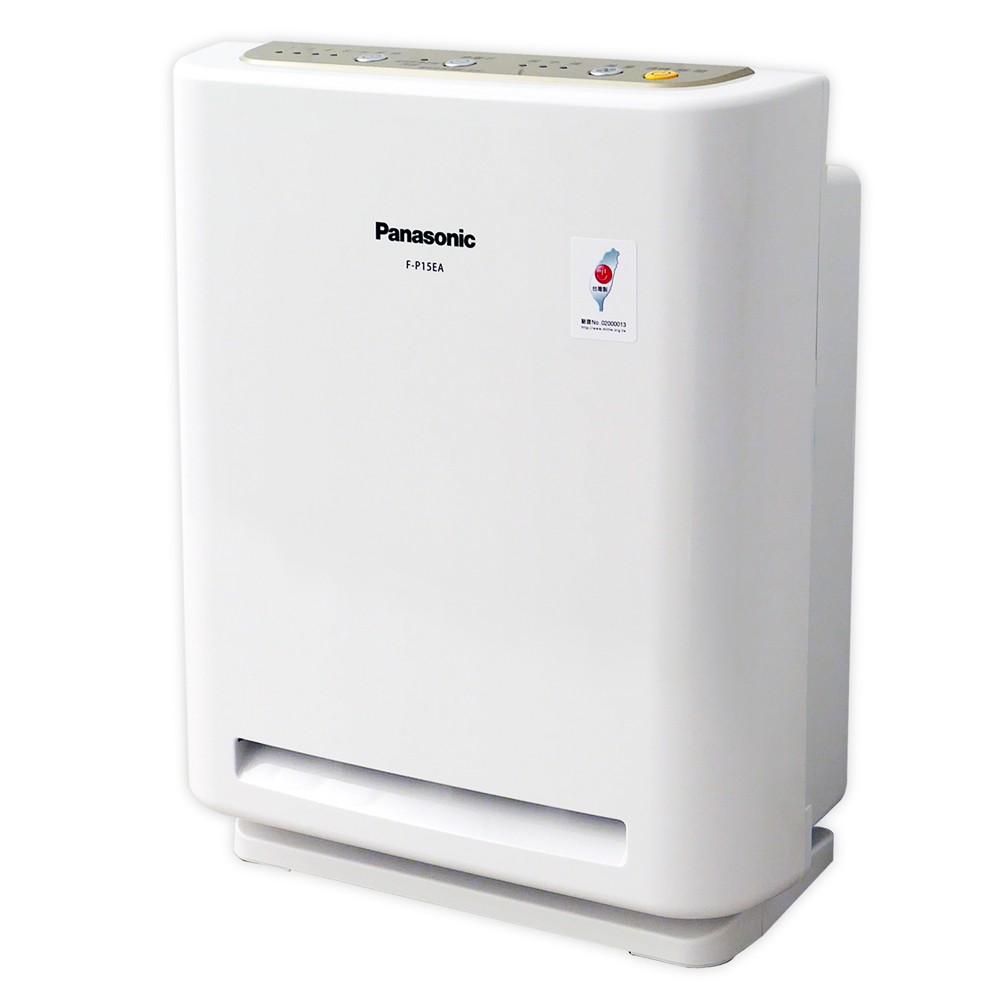 F-P15EA Panasonic國際牌 3坪 負離子空氣清淨機 原廠保固