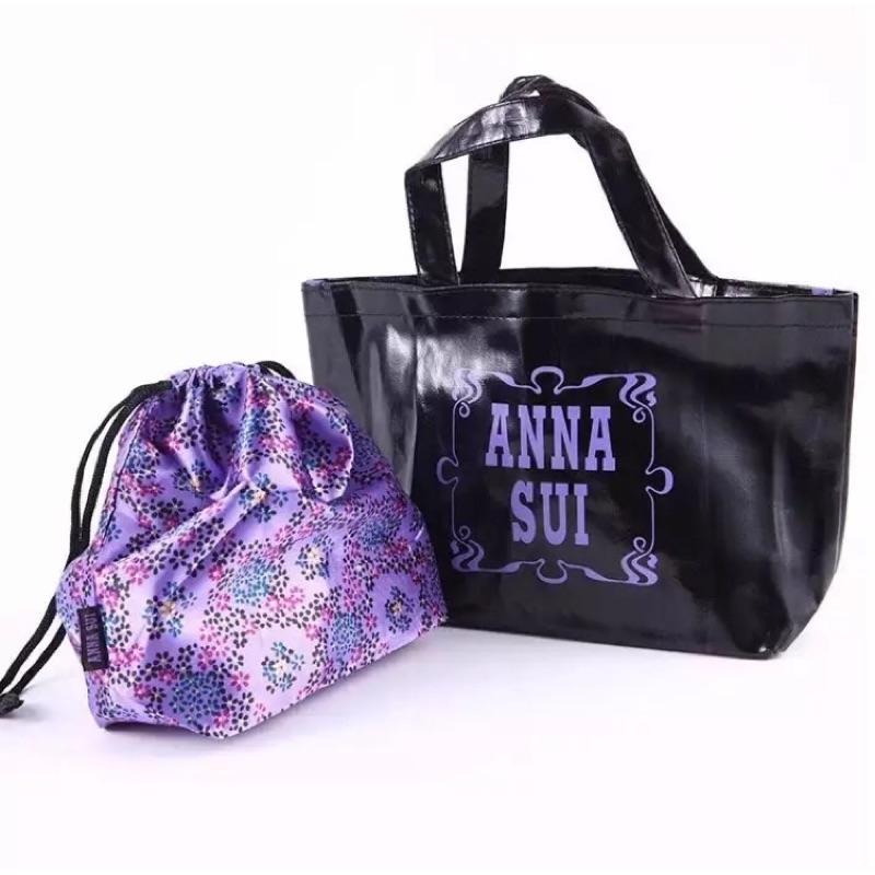 st-sweet附錄 Anna Sui 手提包 便當袋