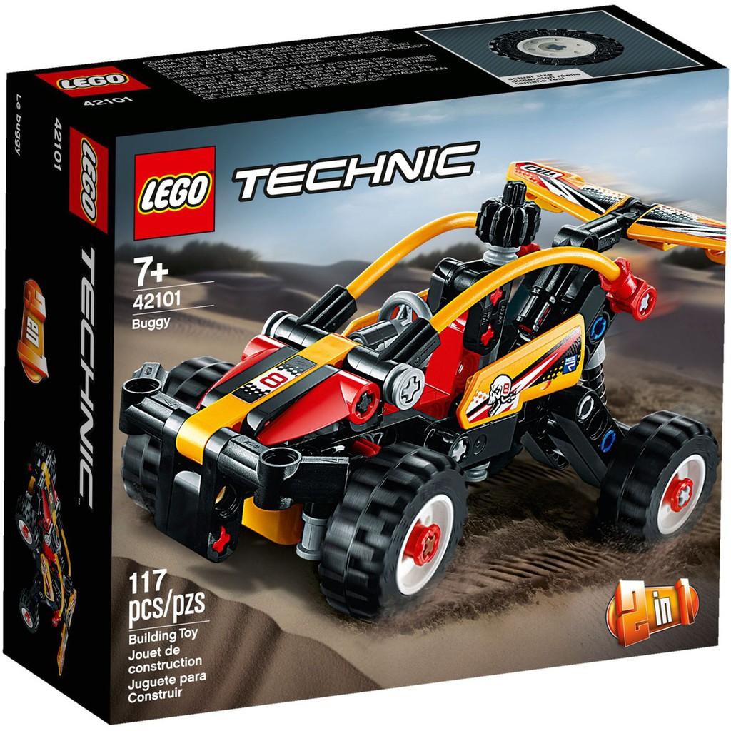 <全新> LEGO Technic 沙灘越野車 Buggy 42101 <全新>