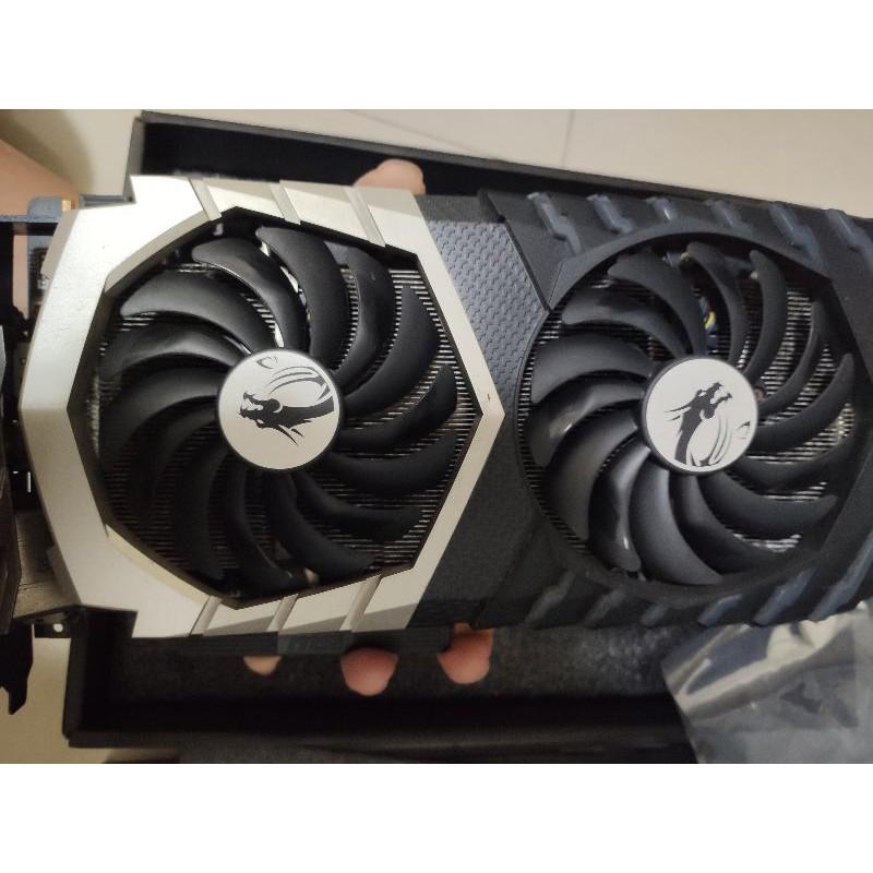 msi gtx 1070ti Titanium 鈦金板 8GB