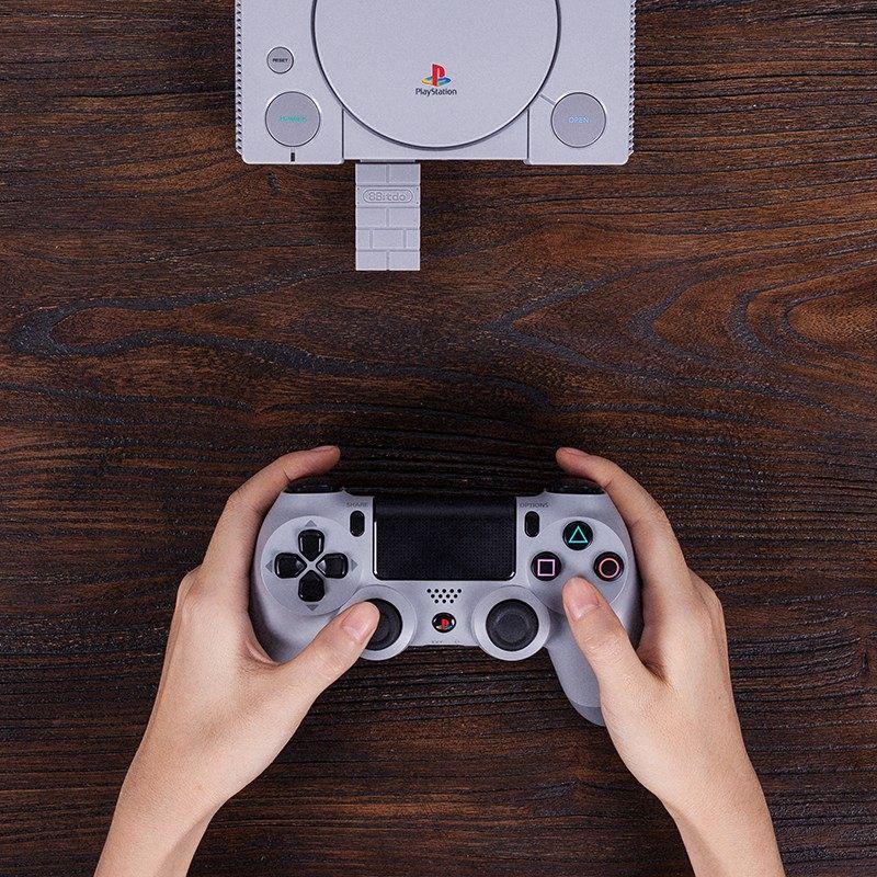 8BitDo八位堂USB手柄轉接電腦PS4 PS5 Xboxones NSPro藍牙無線接