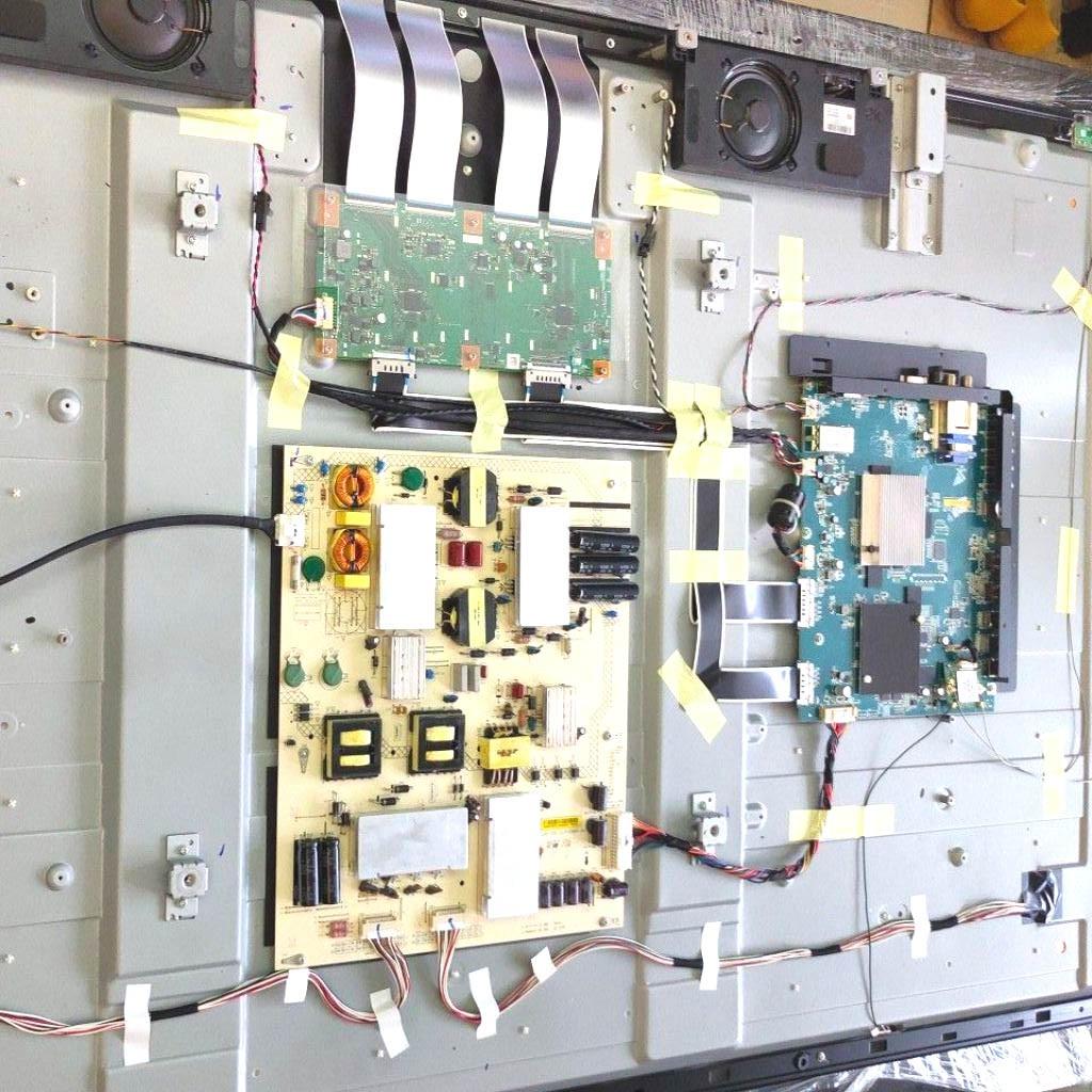 [維修] InFocus  FT-60CA601 60吋 4K LED 液晶電視 不過電/不開機/無法開機  維修