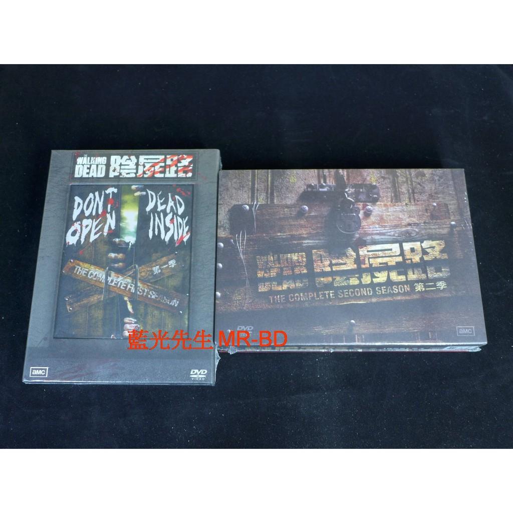 [藍光先生DVD] 陰屍路 : 第 1-6 季 The Walking Dead 26碟精裝套裝合集 ( 得利正版 )