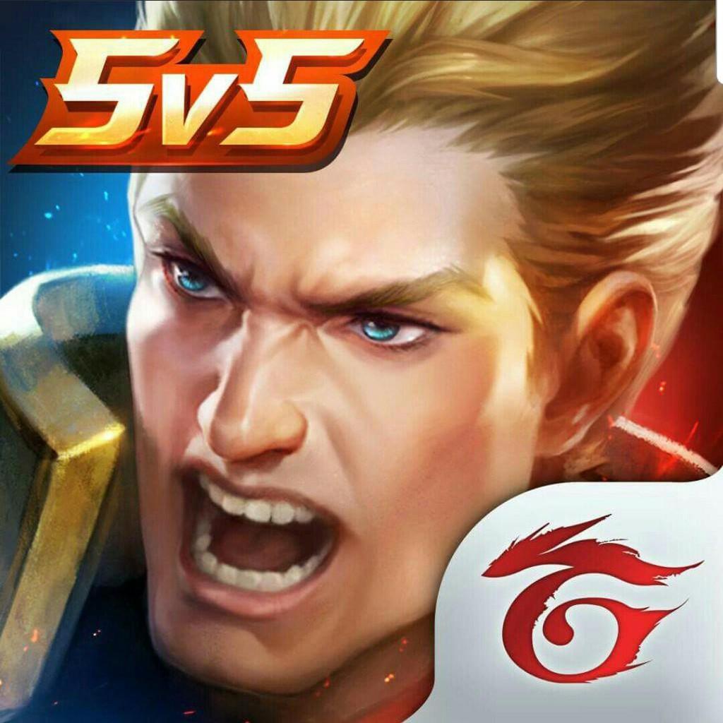 🐽 Garena 傳說對決 🐽 台版 英雄 金幣 帳號