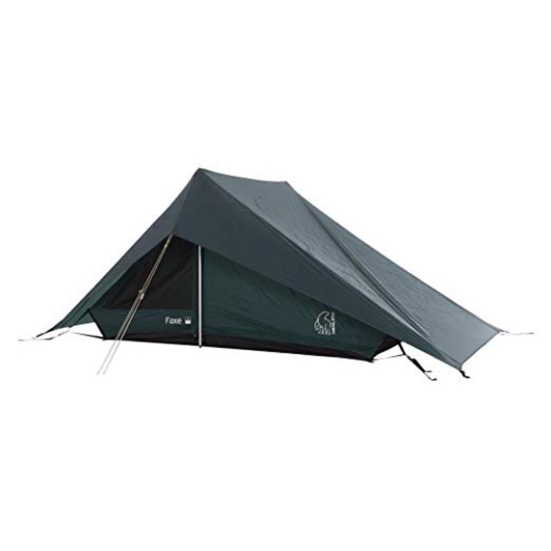 日本代購NORDISK熊帳 戶外露營2人用帳篷