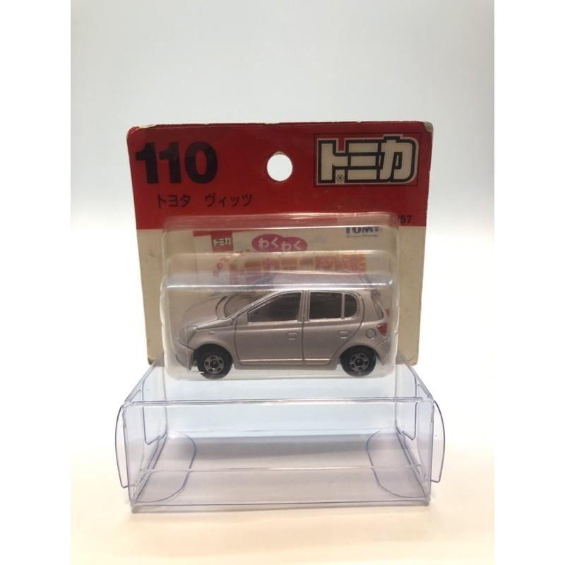 Tomica 110 Toyota vitz