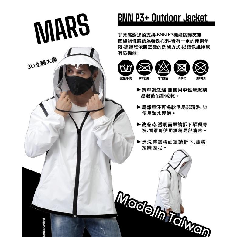 機能夾克防護外套防護衣