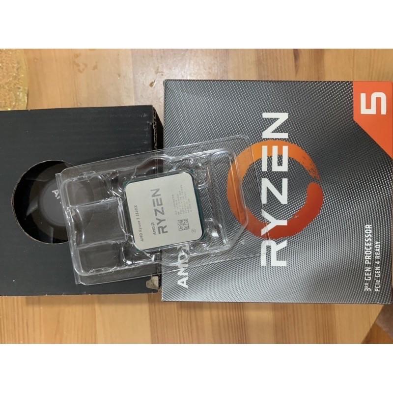 R5 3500x R5 3600/R7 3700x/2700x平輸貨 AMD處理器