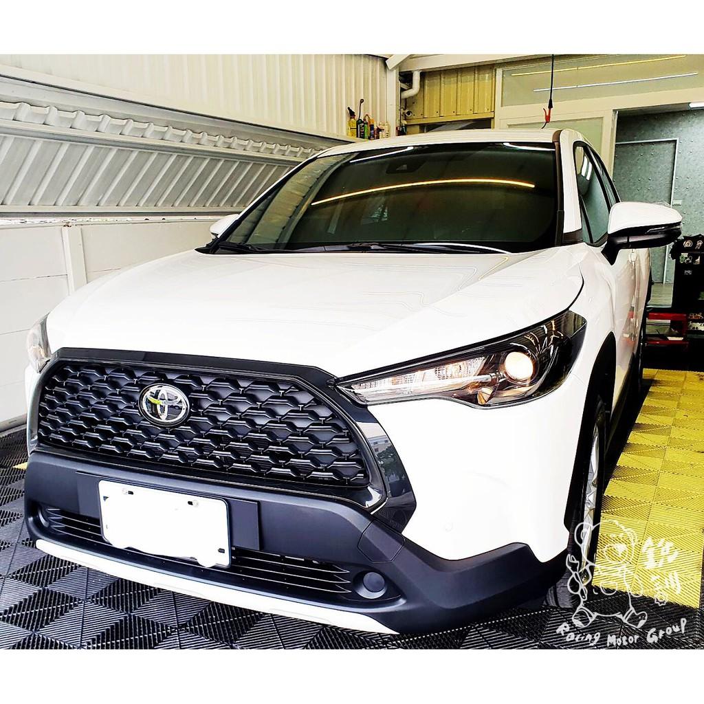 銳訓汽車配件精品 Toyota Corolla Cross Simtec 通用雙收 盲點偵測 系統