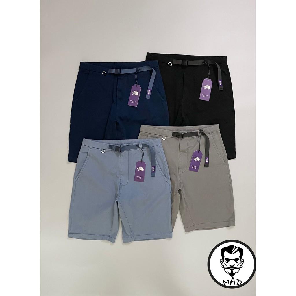 【全場免運】THE NORTH FACE PURPLE LABEL/21SS 紫標經典簡約休閑短褲  沙灘褲 短褲