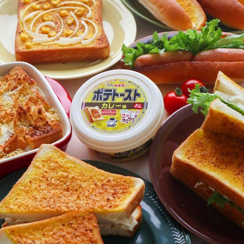 日本新食感 sonton吐司抹醬 咖哩吐司抹醬 咖哩抹醬90g