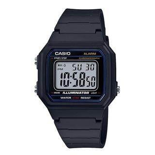 【歐買尬】卡西歐CASIO腕錶造型大型的液晶錶面W-217H-1A W-800H W-215H 桃園市