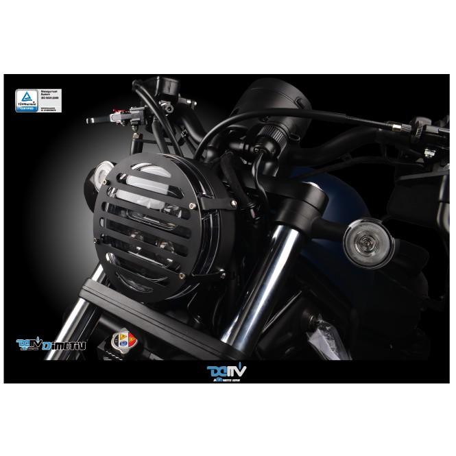 【93 MOTO】 DIMOTIV HONDA REBEL500 / REBEL 500 大燈護蓋 大燈護罩 DMV