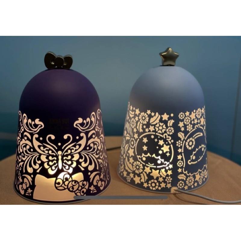 Anna Sui&Sanrio聯名氣氛夜燈(魔幻紫款)