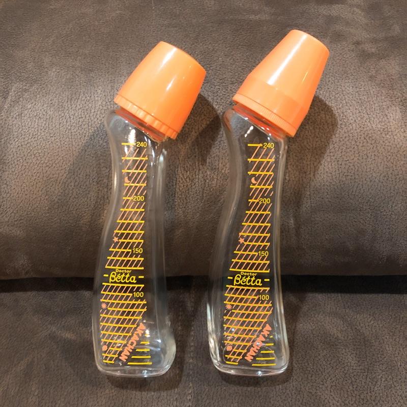 [二手]Dr. Betta 阿卡將限定款 玻璃奶瓶240ml