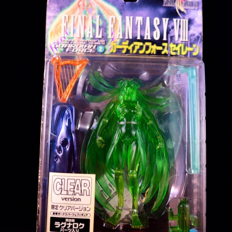 (透明限定版)FINAL FANTASY VIII 太空戰士八 最終幻想8 召喚獸 賽蓮 (海女)