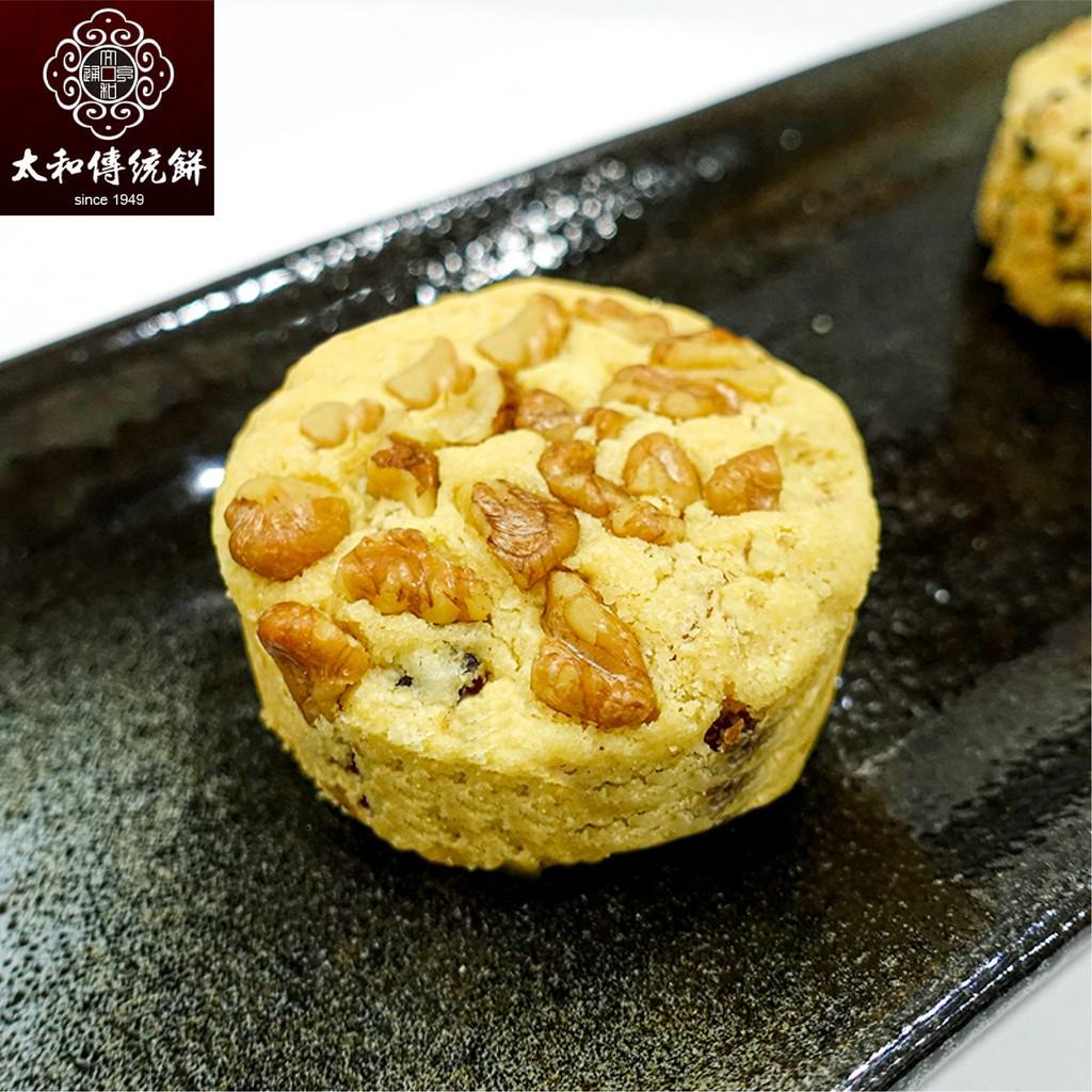 【太和傳統餅】 蔓越莓+原味 媽祖餅 6入/盒
