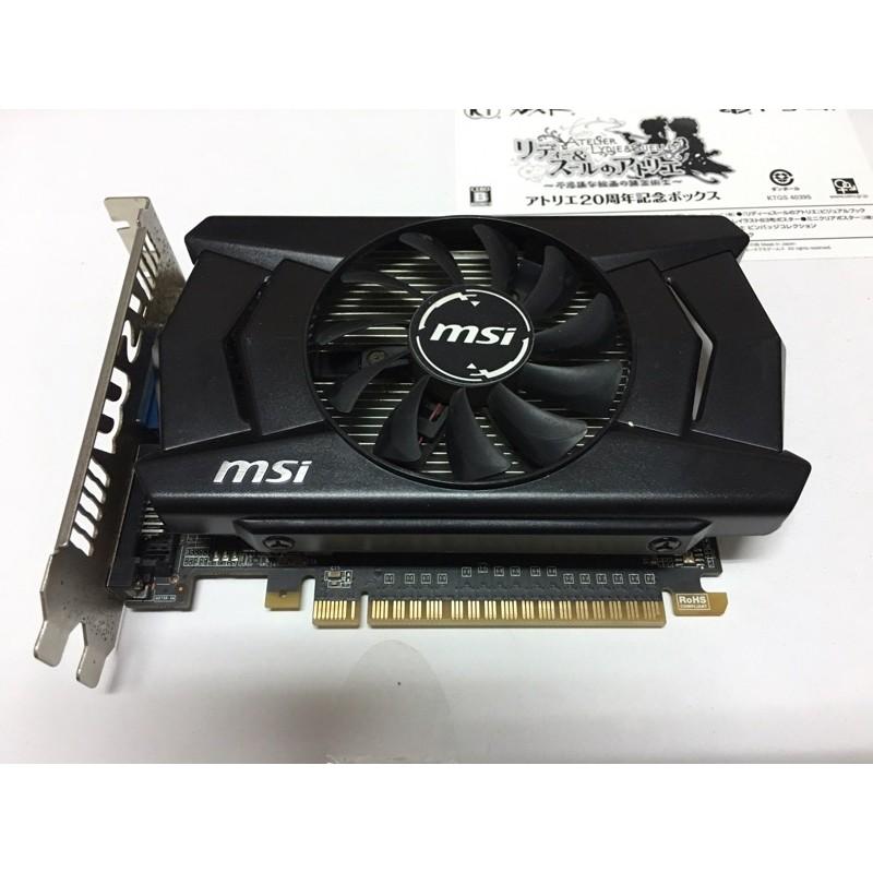 微星 MSI N750Ti 1GD5/OC GTX750Ti