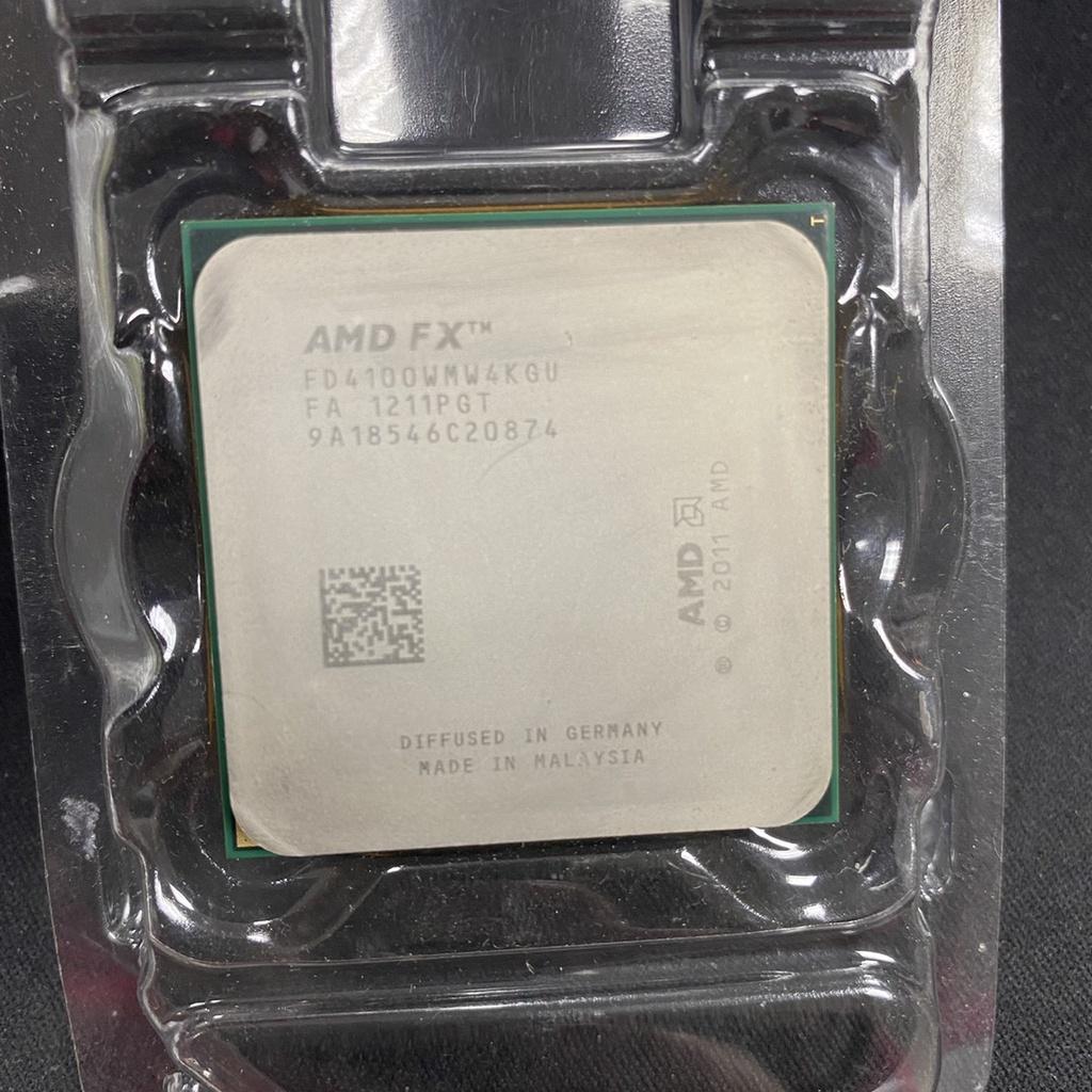 泓達電腦 二手CPU 無保固 AMD FX-4100