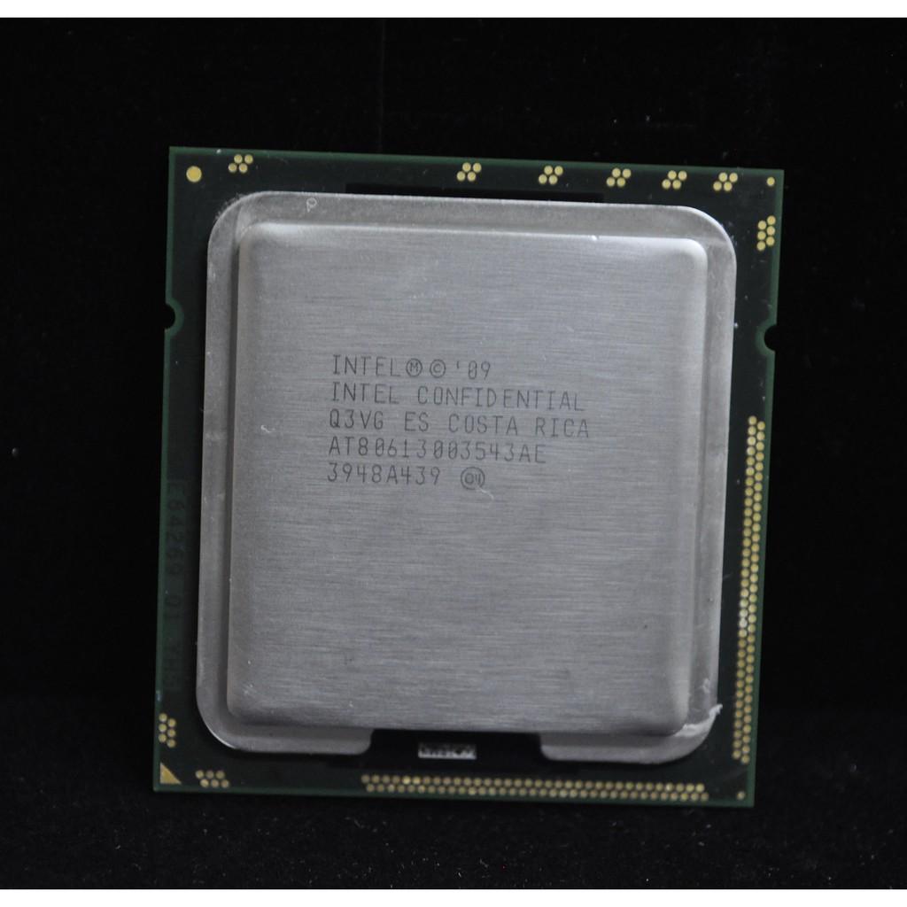 Core i7-980X (ES) 極致版6核12線送原廠銅底風扇(1366 3.3G)非 i7-975 i7-980
