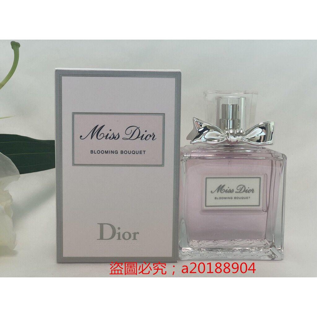 【FK】實拍 現貨 Dior迪奧Miss Dior Blooming Bouquet 粉花漾甜心淡香水100ML