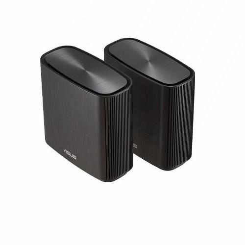 ASUS 華碩 ZENWIFI-XT8-2PCS 二台一包裝 AX6600 三頻無線路由器 ZenWiFi 分享器