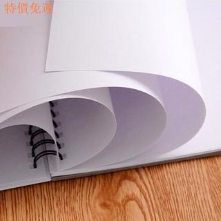 8K素描本 a4 a3素描速寫本 8開美術手繪空白畫畫本素描紙 繪畫本角落A4图画本筆記本 創意创作環裝手繪本
