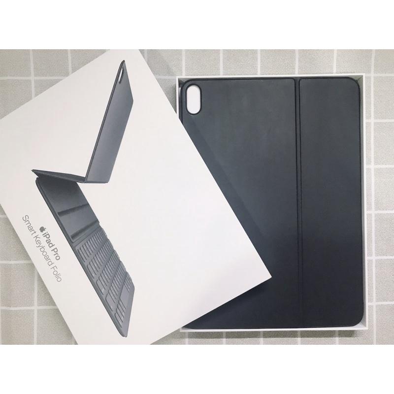 二手・ipad pro 11吋鍵盤式聰穎雙面夾(中文注音)