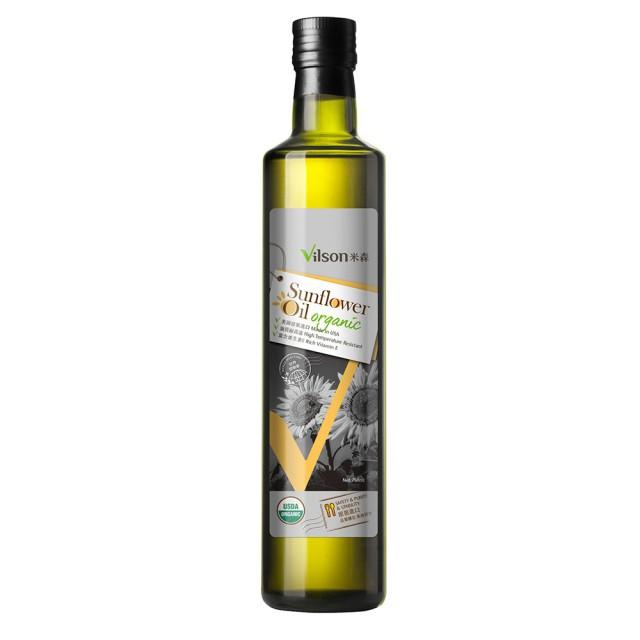 有機不飽和葵花油(750ml) 富含維生素E 油質耐高溫232℃ 美國原裝進口