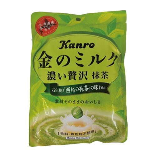 【甘樂】黃金抹茶牛奶糖 70g