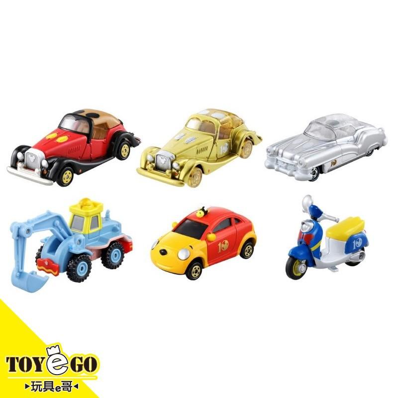 TOMICA Dream 10周年 抽抽樂系列 共六款 一中盒  玩具e哥 13190