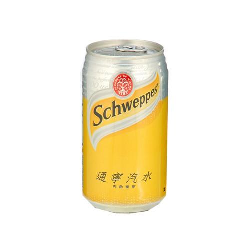 舒味思--通寧汽水330ml *24罐裝