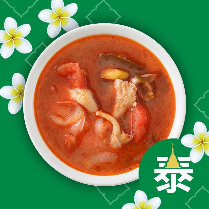 【安永鮮物】安永-泰式酸辣海鮮鍋底(1000g)