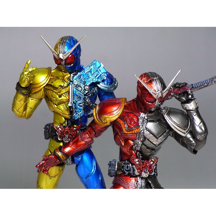 Bandai SIC 58 Masked Kamen Rider 假面騎士 熾熱月神 W ZERO ONE 聖刃 01