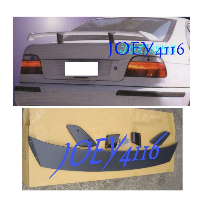 BMW E39 登空尾翼- ABS材質