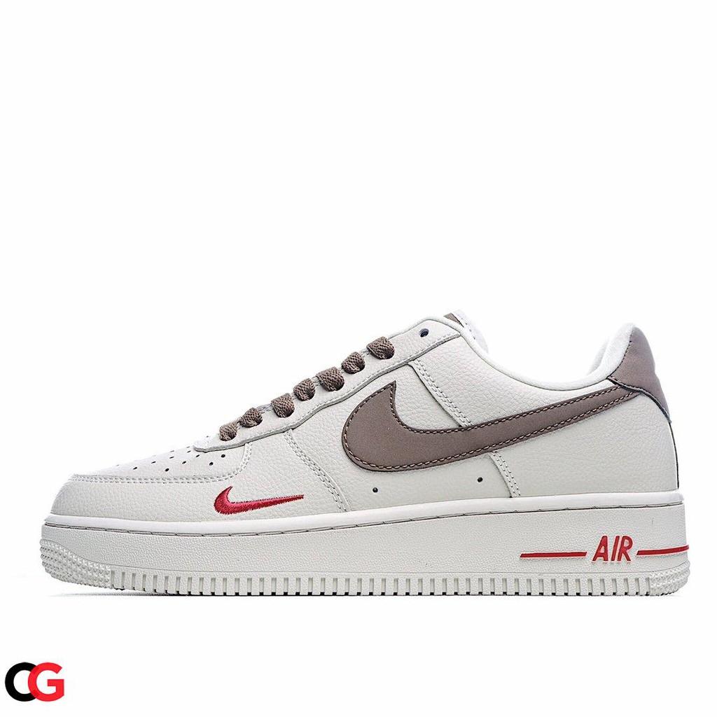 C.G Nike Air Force 1 Low 奶咖 空軍 休閒板鞋 男女款 808788-996