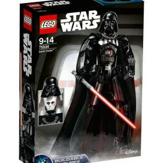 樂高LEGO星際大戰 - 75534 Darth Vader 臺中市