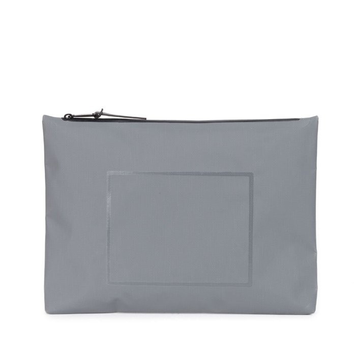 HERSCHEL FOLIO XL / DK SHADOW 買貴退差價 化妝包 手拿包【 GIANT MALL 】