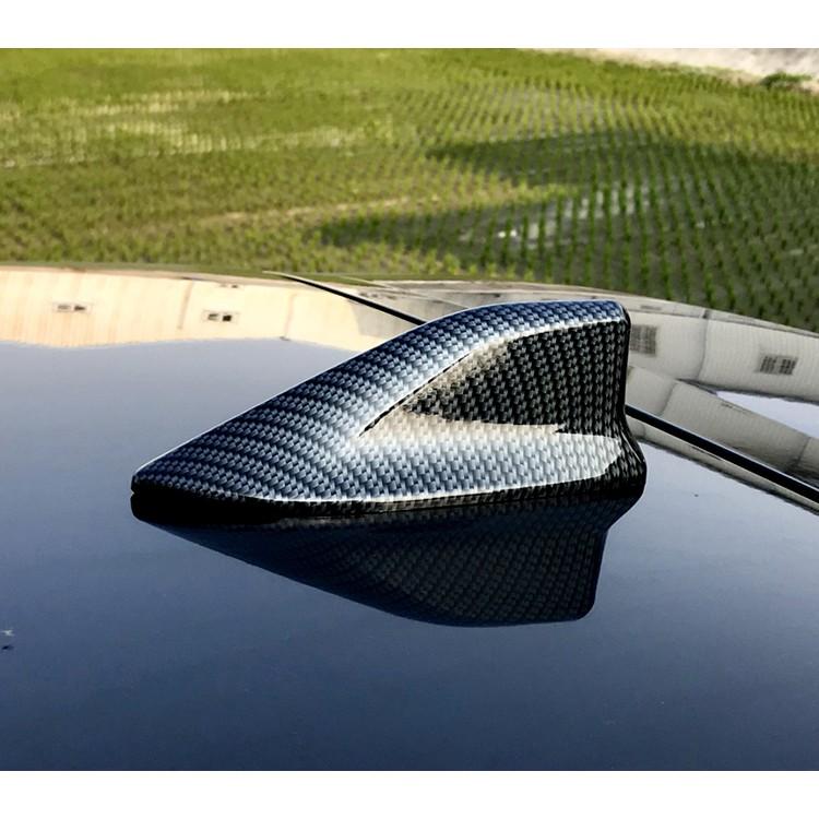 圓夢工廠 Hyundai Super Elantra / Elantra Sport 可裝 日系造型鯊魚鰭天線蓋 碳纖紋