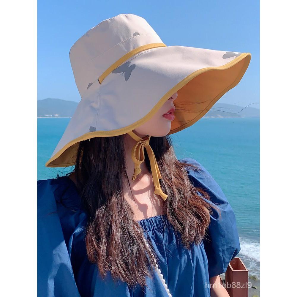 2021年民俗風棉麻帽子女穿搭太陽帽漁夫帽女夏季遮陽帽網紅防曬帽 DX13