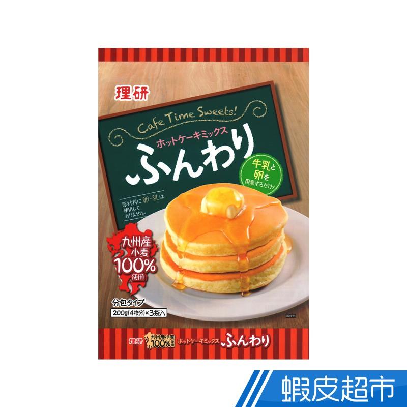 日本理研農產 九州鬆餅粉(200gx3袋入) 100%九州小麥 預拌粉 現貨 蝦皮直送