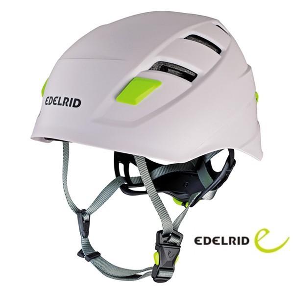 德國 EDELRID ZODIAC頭盔(54-62)白(登山屋)