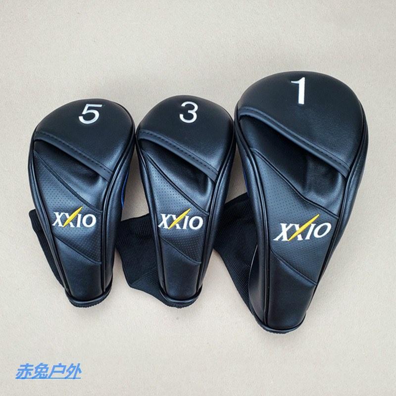 ⛳ 【高爾夫推桿套】 XXIO高爾夫木桿套 桿頭套 帽套球桿保護套 XX10球頭套高爾夫球桿 赤兔户外
