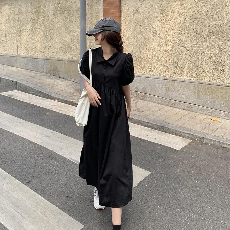 清倉價 女生衣著 洋氣 連身洋裝 新款 長版洋裝 全網最低價 小清新背帶裙 人氣 時尚裙子 版型好 連衣裙女