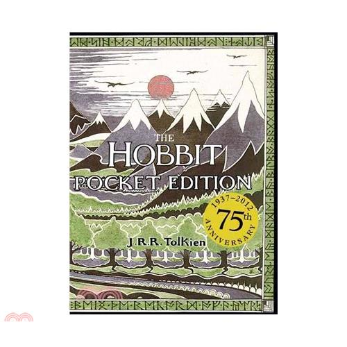 The Hobbit - 75th anniversary edition【三民網路書店】[79折]