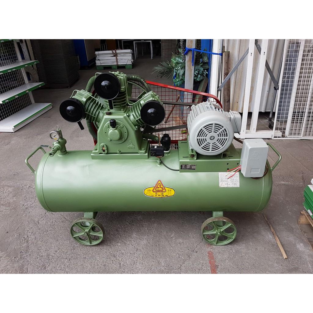 [龍宗清] 復盛牌空壓機 (20011710-0013) TA-100 皮帶式空壓機 往復型空壓機 空氣壓縮機