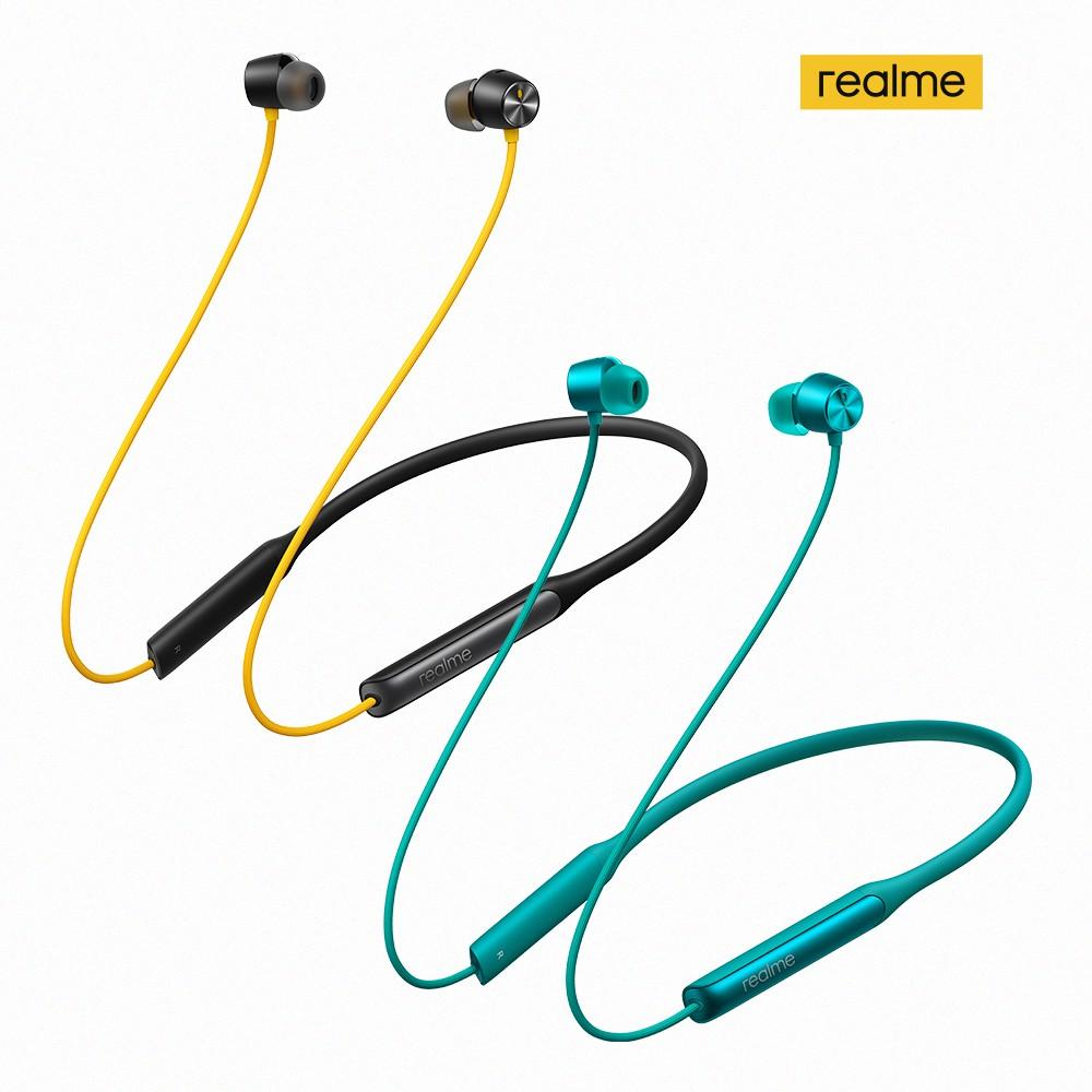 realme Buds Wireless Pro 頸掛藍牙耳機-主動降噪版