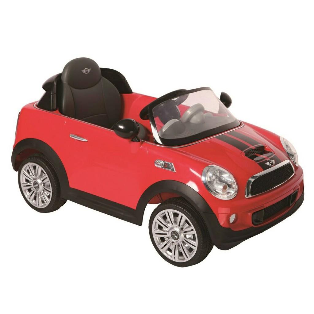 啵啵=授權超酷mini cooper多功能遙控電動跑車電動車兒童玩具車